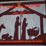 Cérémonie de Noël en la collégiale Sainte Waudru