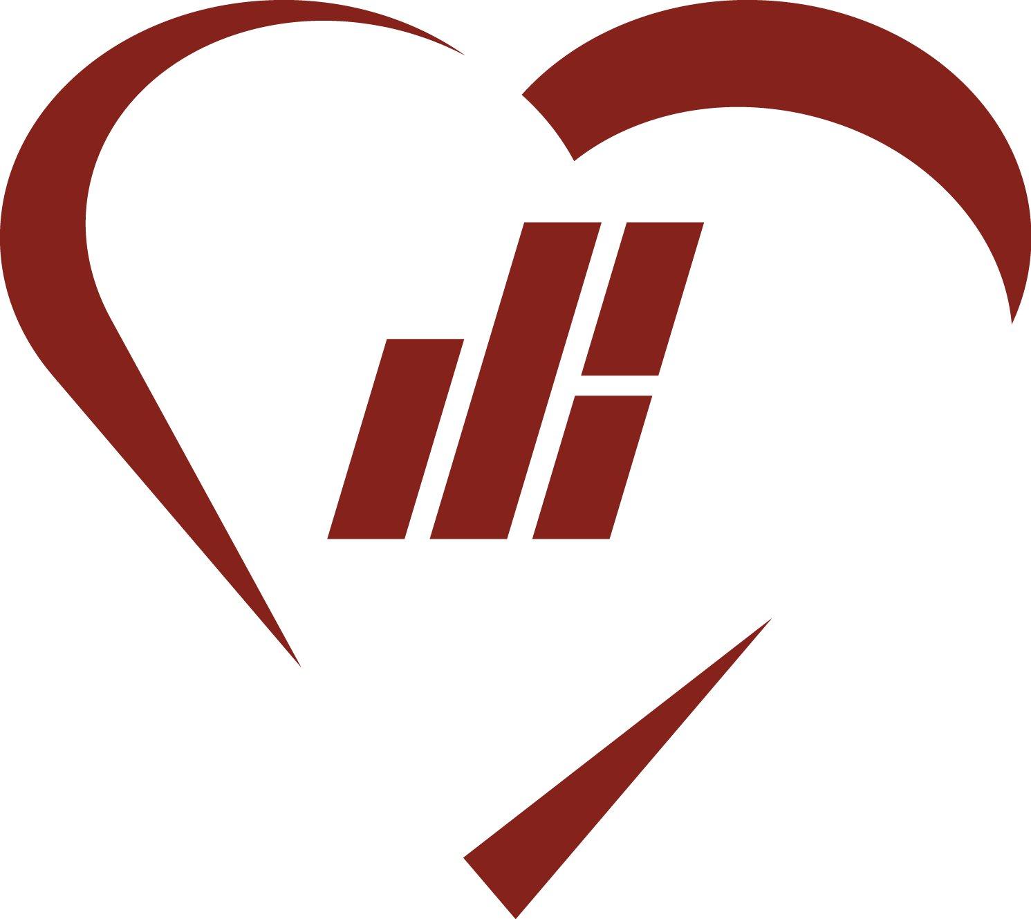 Le coeur du Sacré-Coeur formé par des enfants